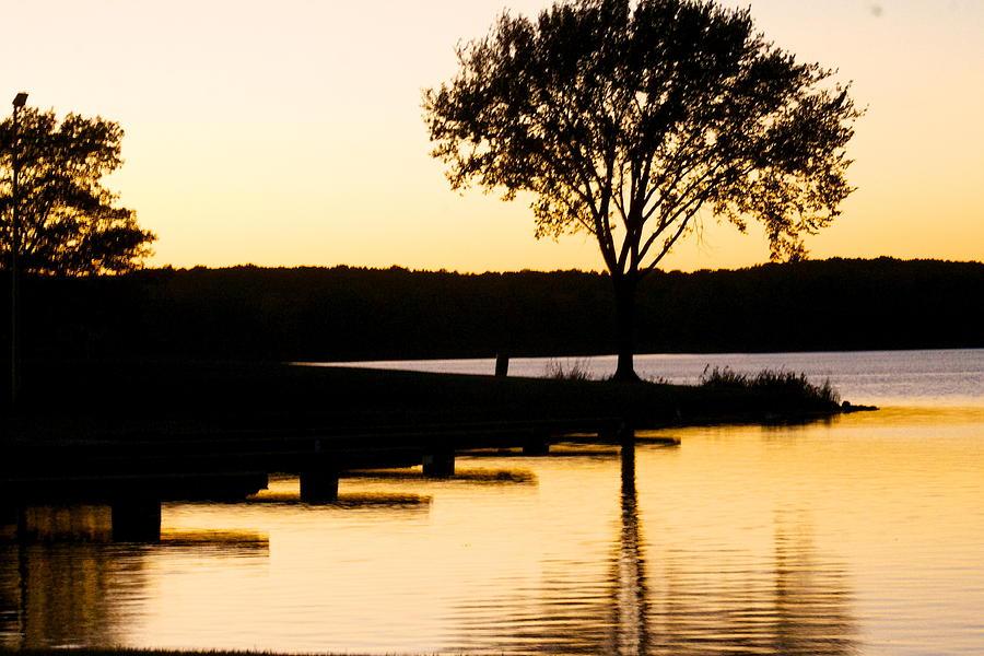 Sunset Photograph - The Sunet by Danielle Allard