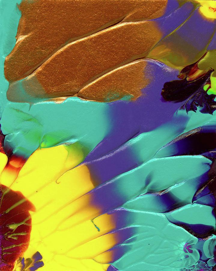 Sunflower Painting - The Sunflower by Nan Bilden