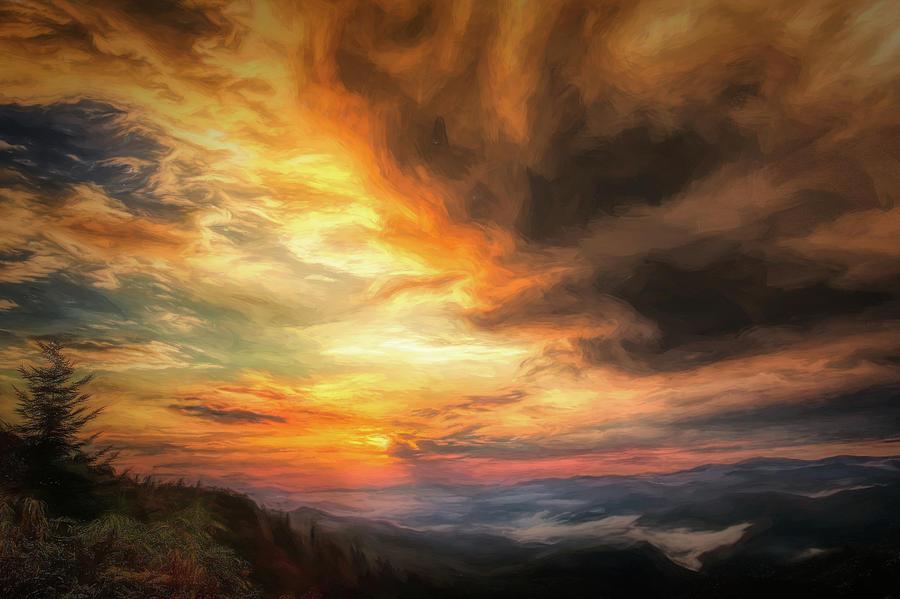 The Sunset Serenade by John Kimball