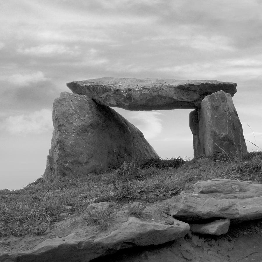 Ireland Photograph - The Table - Ireland by Mike McGlothlen