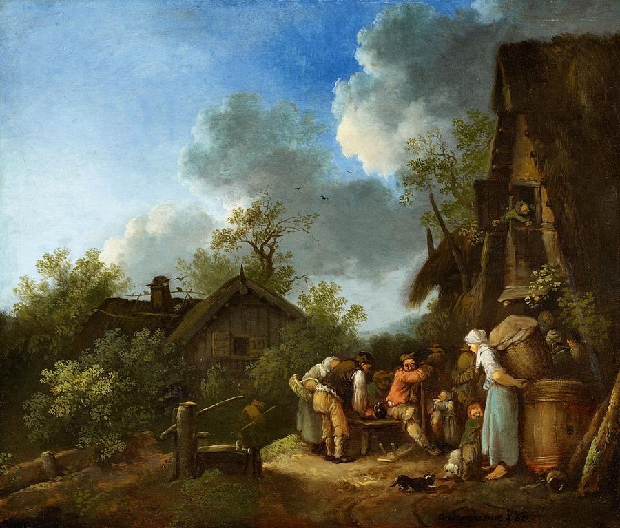 Картинки по запросу Cornelis Dusart