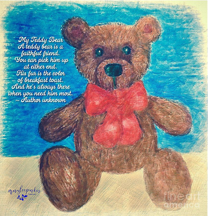 The Teddy Bear  by MaryLee Parker