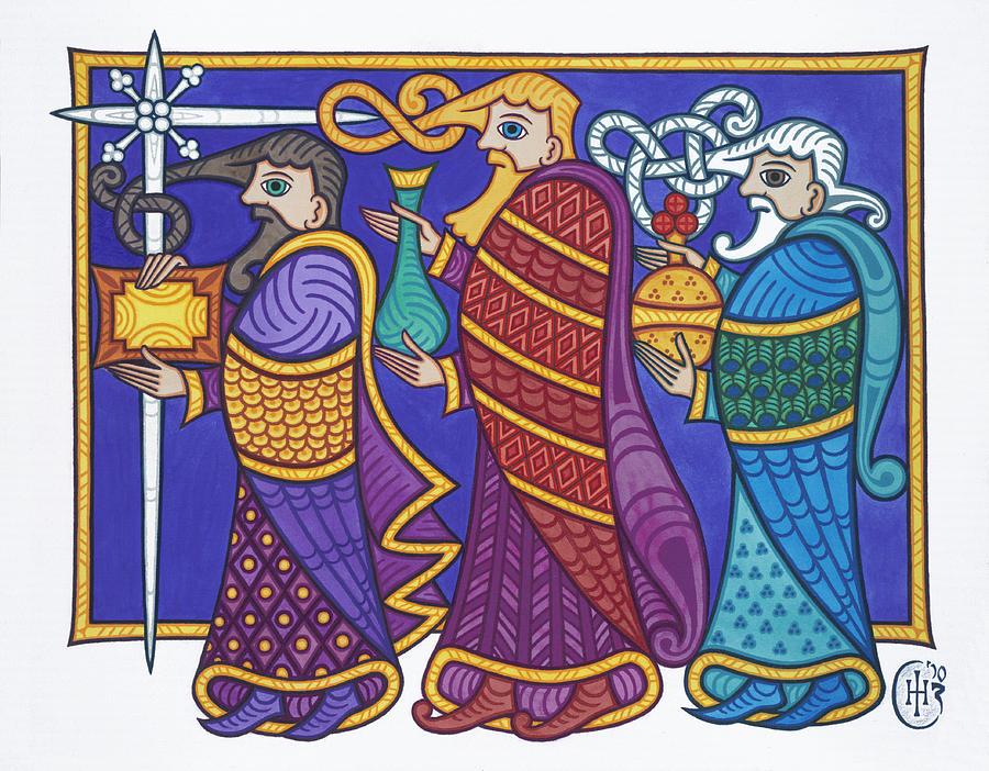 The Three Kings by Ian Herriott