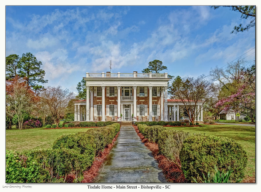 The Tisdale Manor by Mike Covington