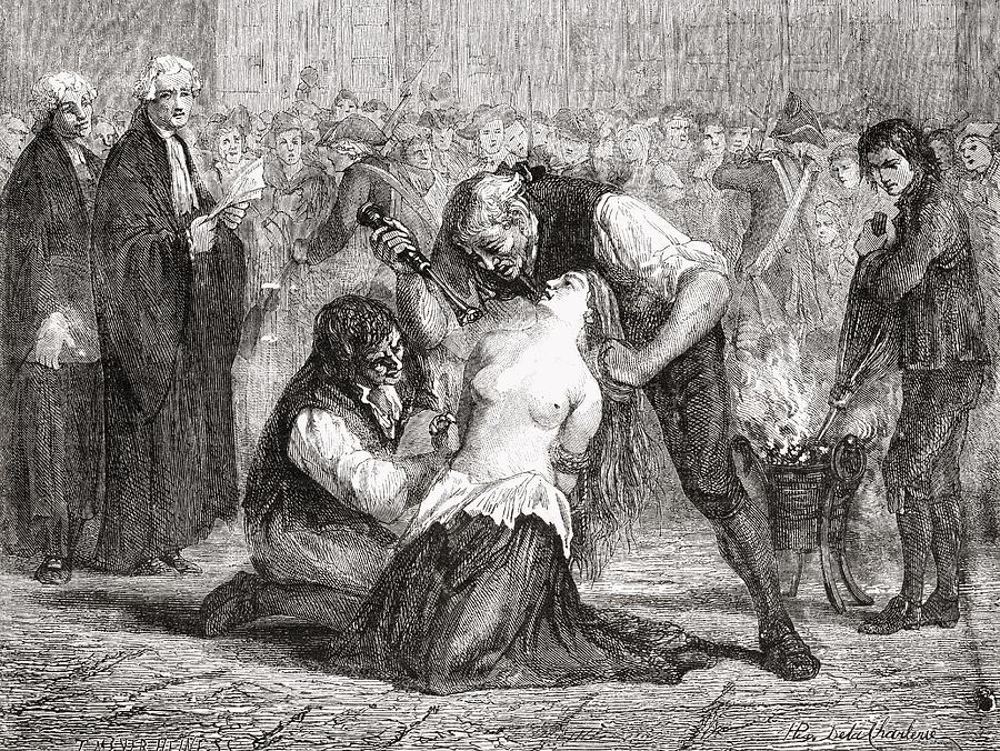 The Torture Of Madame De La Motte