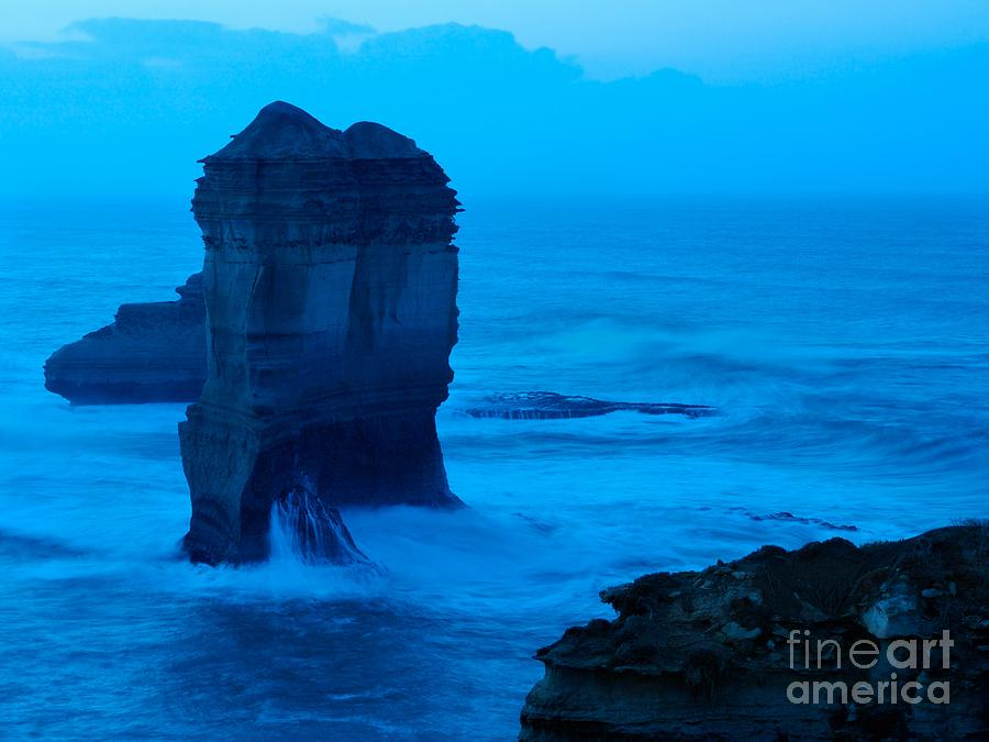 Rock Photograph - The Tower by Hideaki Sakurai