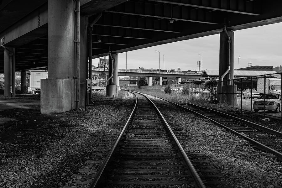 The Tracks and The Overpass by Break The Silhouette