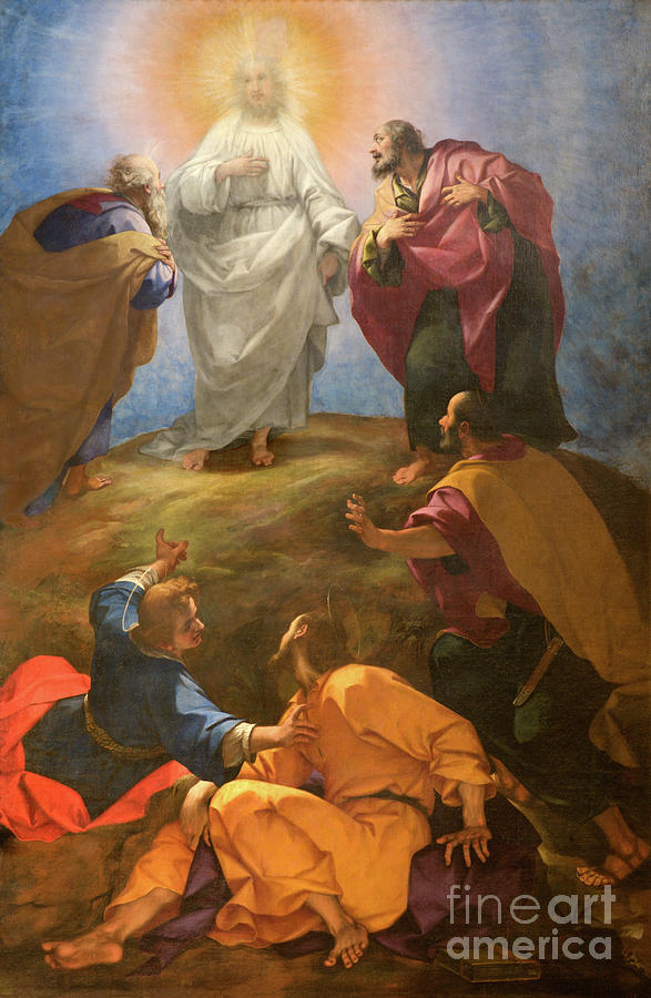 The Transfiguration Of The Lord Painting Photograph by ...