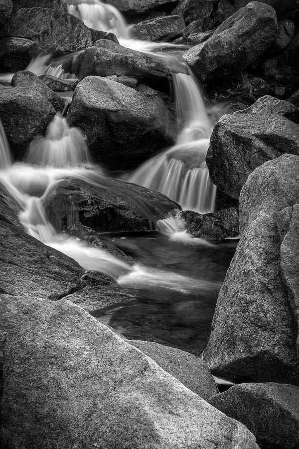 County Down Photograph - The Trassey River by Glen Sumner