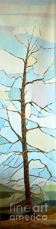 The Tree Sky Song Painting by Judith Espinoza