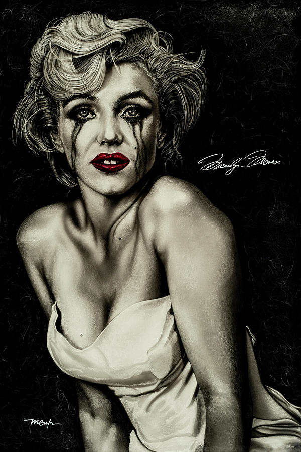 THE TRUE MARILYN by Dan Menta