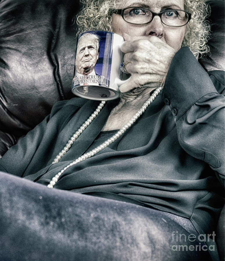 Beauty Photograph - The Trump Age by Steven Digman