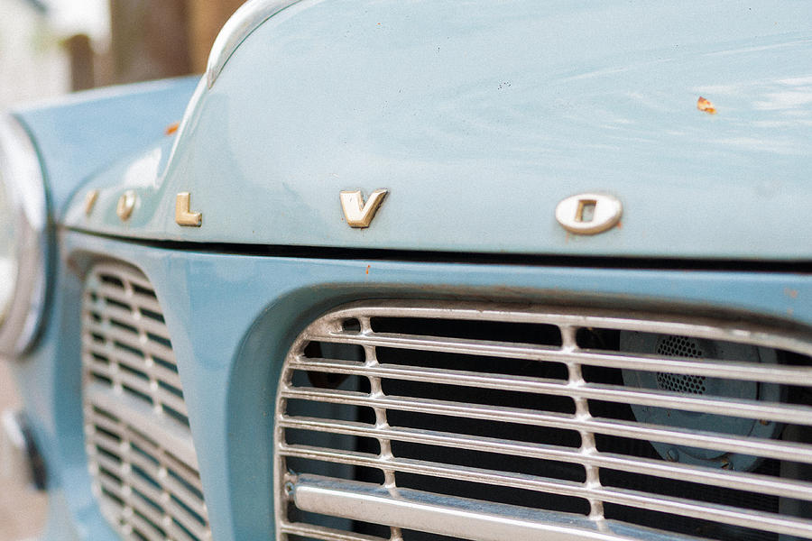 The Trusted Volvo Amazon Photograph