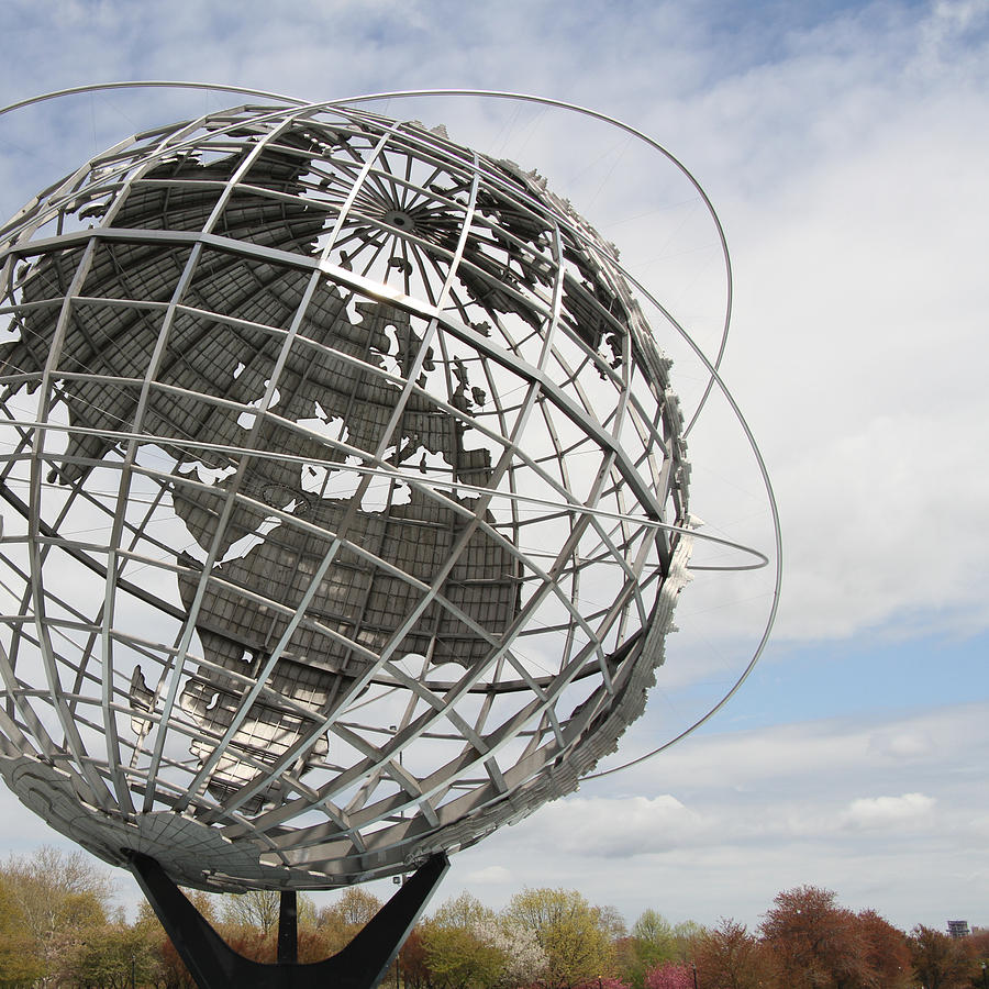 The Unisphere by Michael Cobb