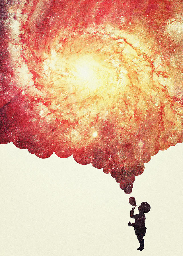 Download 1920x1200 Colorful Nebula, Galaxy, Artwork, Digital Art ...
