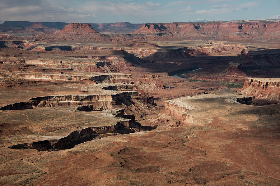 The Vastness of Canyonlands by Jennifer Ancker