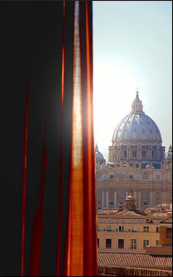 Vatican Photograph - The Vatican by Valentino Visentini