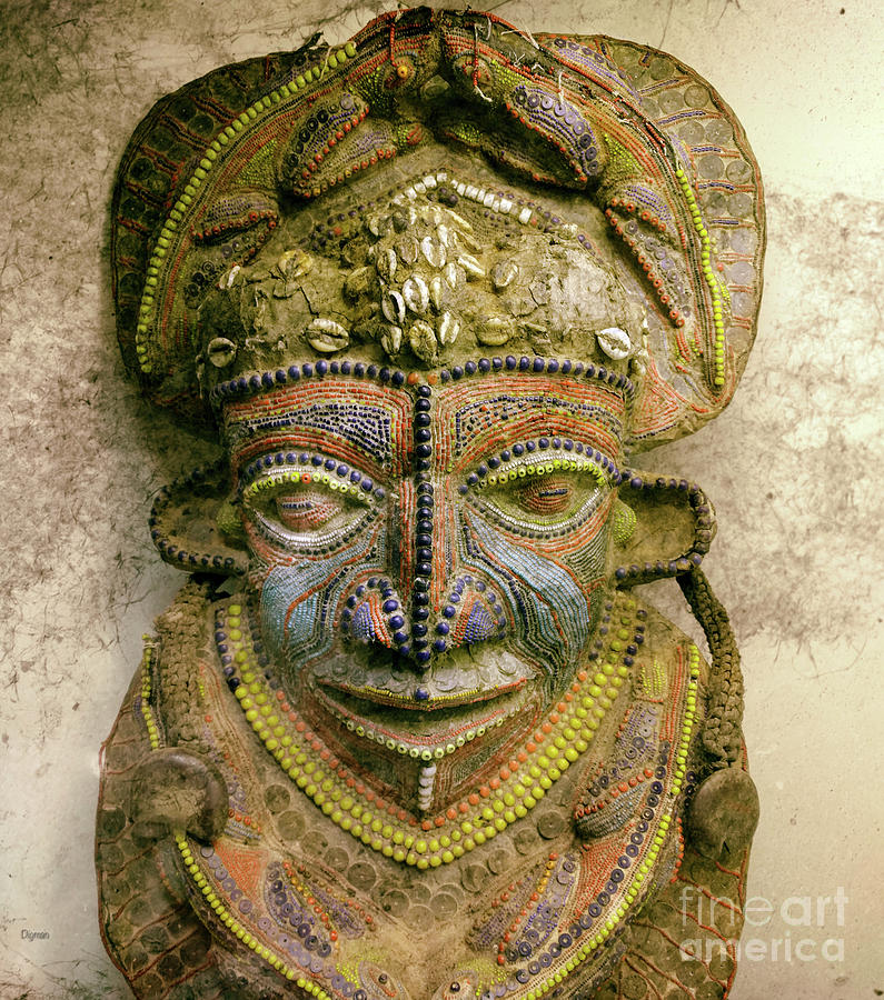 African Photograph - The Vintage Of African Art  by Steven Digman
