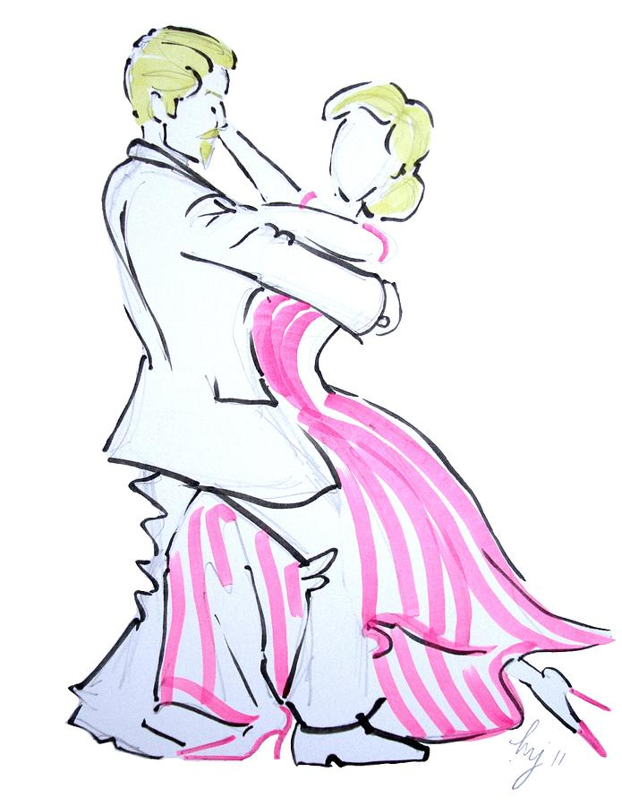 The Waltz Painting