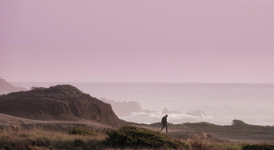 The Wanderer Photograph by Paki OMeara