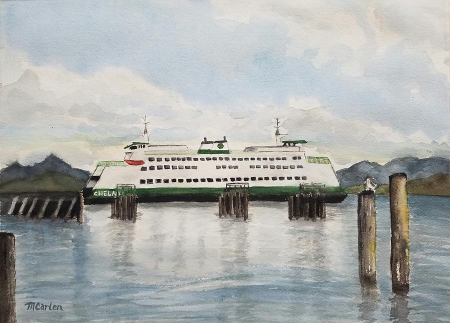 The Way to Whidbey Island by M Carlen