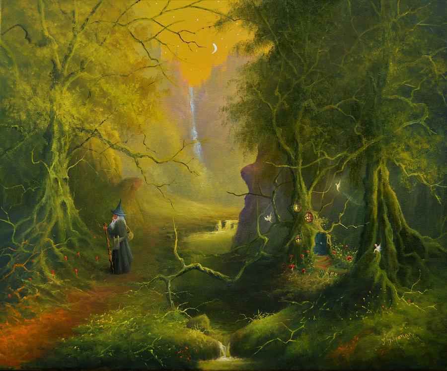 The Whispering Wood by Joe Gilronan