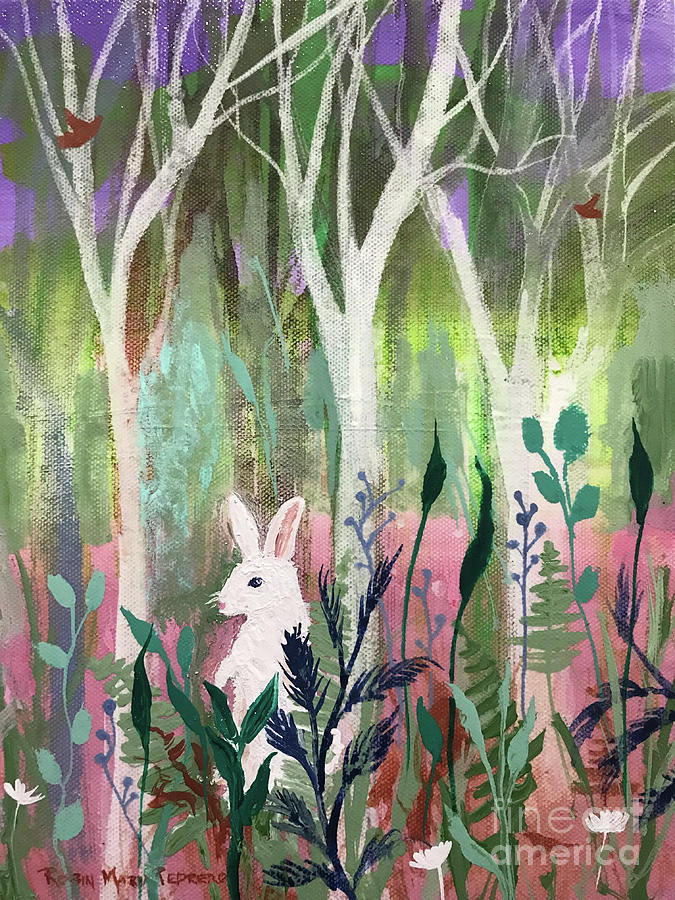 The White Rabbit by Robin Maria Pedrero