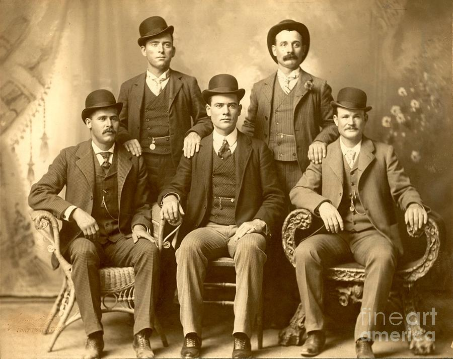 The Wild Bunch Photograph