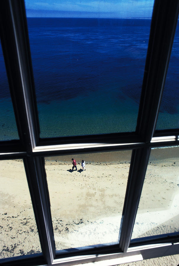 Beach Photograph - The Window by Carl Purcell