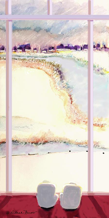 The Window by DEBORAH BUROW