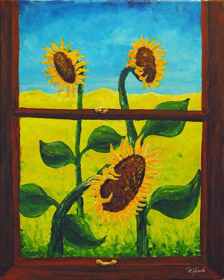 The Window by Michael Fencik