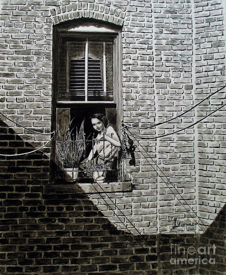 The Bronx Window by Olga Silverman