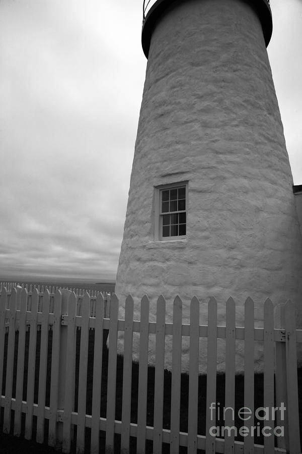 Pemaquid Photograph - The Window by Timothy Johnson