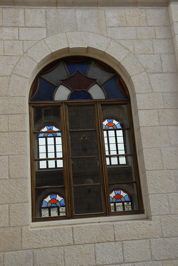 Windows Photograph - The Windows Of Jerusalem-1 by Alex Kantor