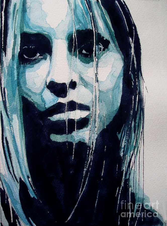Portrait  Painting - The Winner Takes It All by Paul Lovering