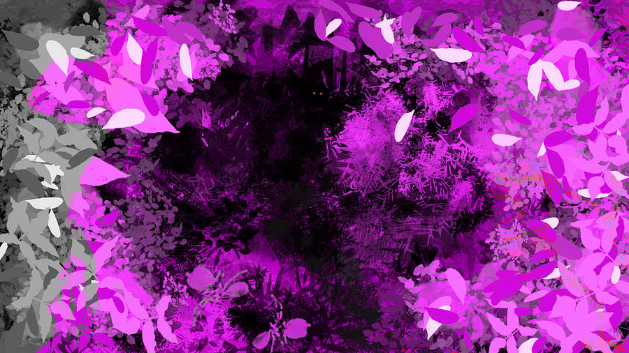 Landscape Painting - The Woods by Antonio Romero