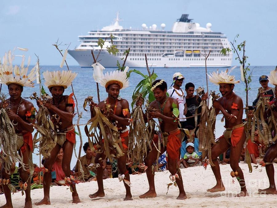 The World Photograph - The World Kitava Papua New Guinea by Per Lidvall
