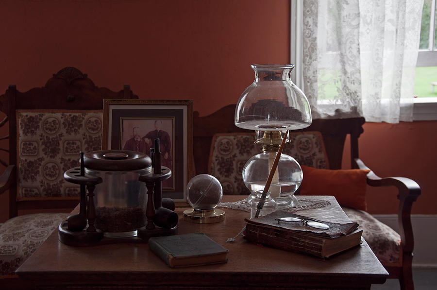 The Writing Desk Photograph