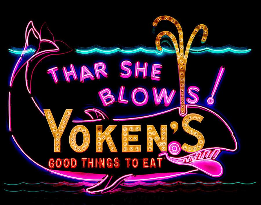 The Yokens Sign 001 Photograph