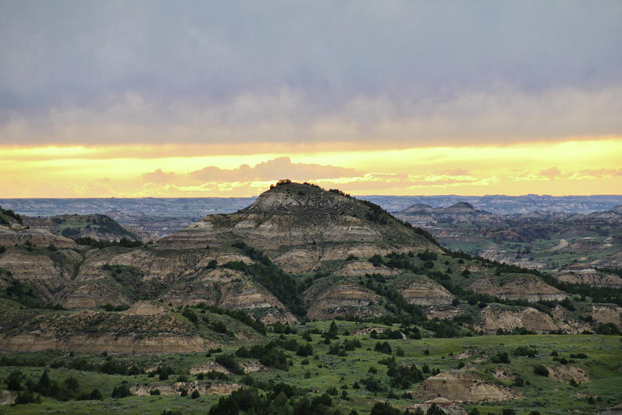Theodore Roosevelt National Park, ND by Ryan Crouse