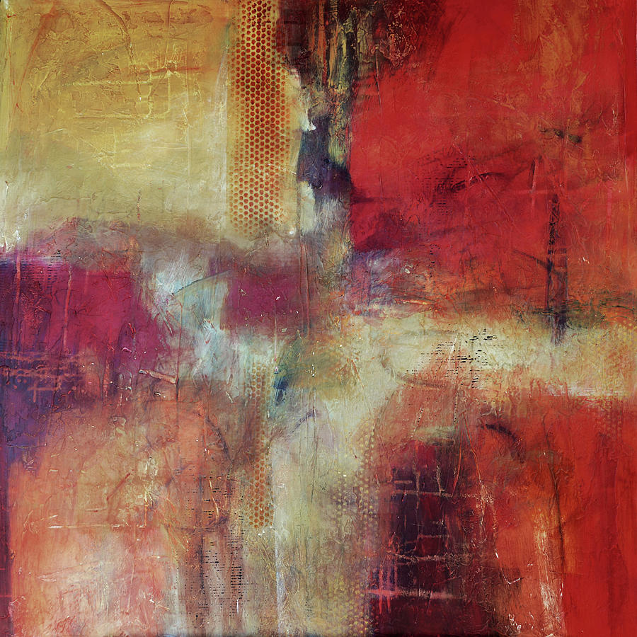 Abstract Painting - Theres Always A Way by Filomena Booth