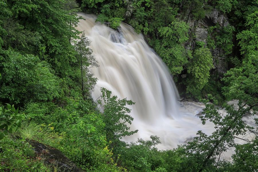 Third Falls on Toxaway Creek by Chris Berrier