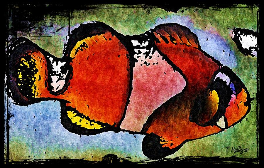 This Fish is a Real Clown by Terry Mulligan