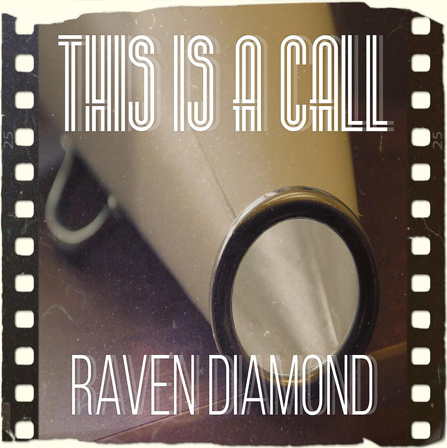 Megaphone Photograph - This Is A Call by Raven Diamond