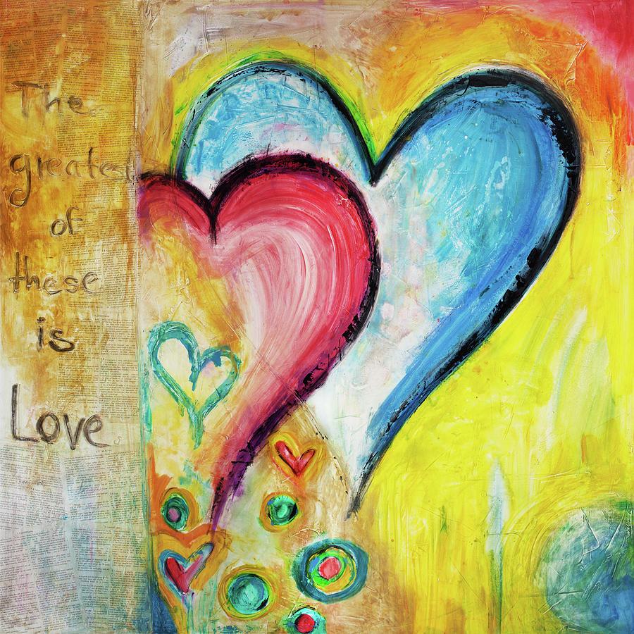 Heart Touching Art | Fine Art America