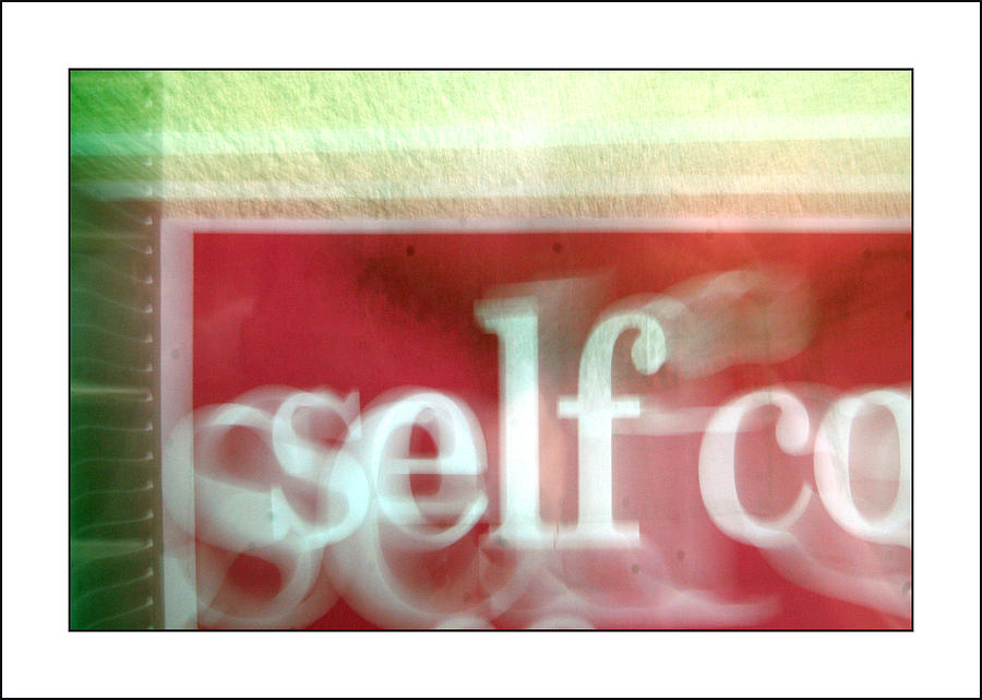Photographer Photograph - This Is Me Being Me And Thats Just The Way I Am by Jez C Self