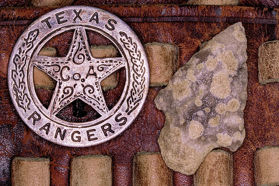 Texas Rangers Photograph - This Is Texas by JC Findley