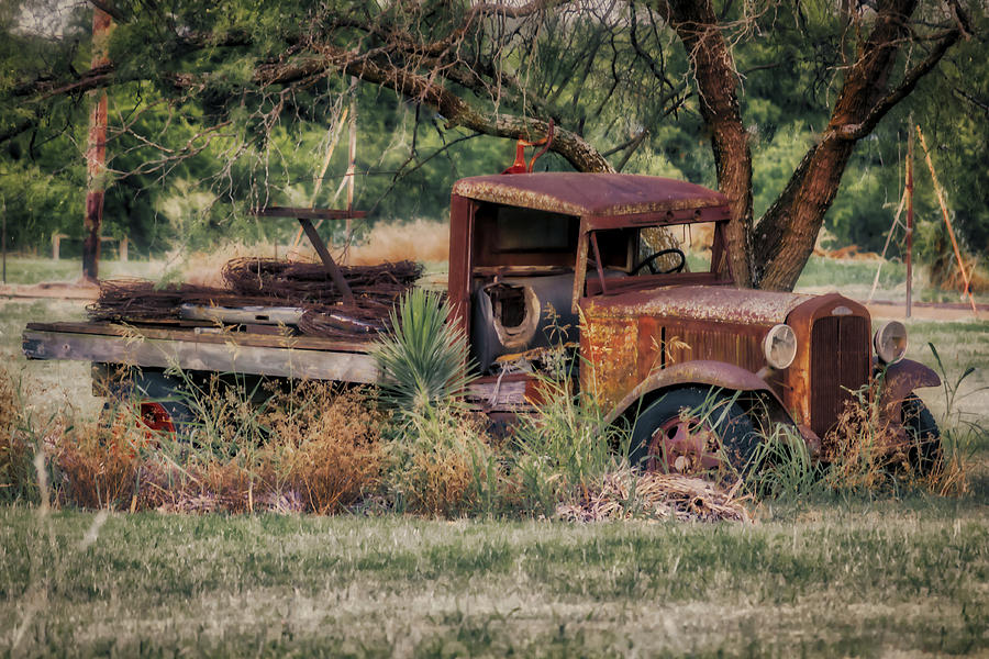 This Old Truck by Brad Thornton