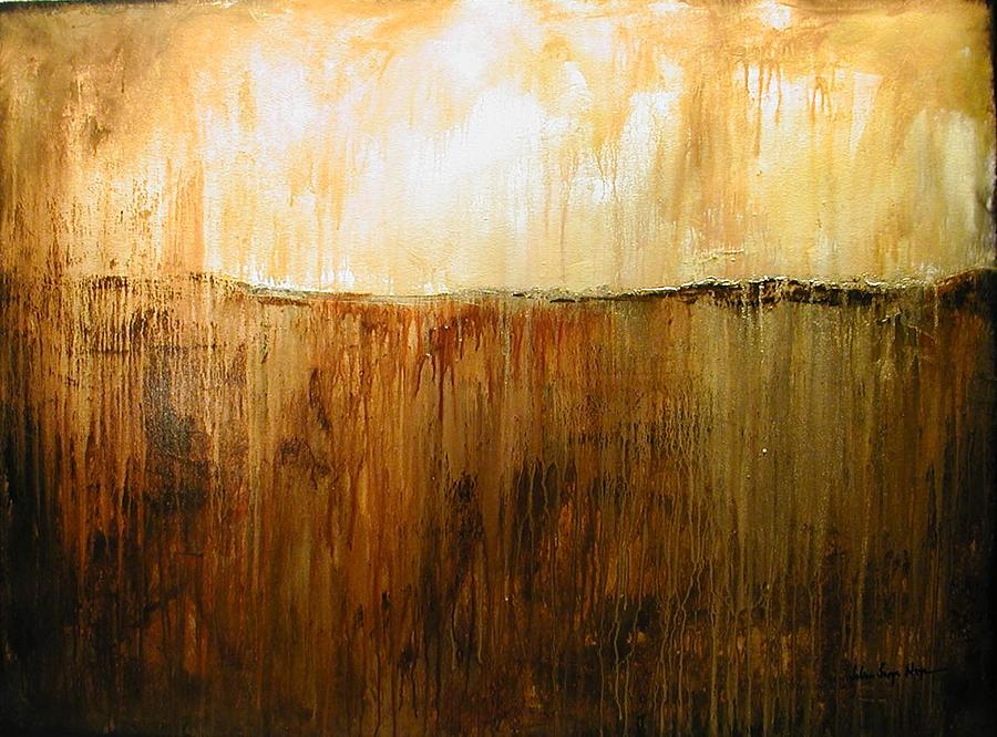 Abstract Painting - This Summer Will Last Forever by Sabina Surya Naya