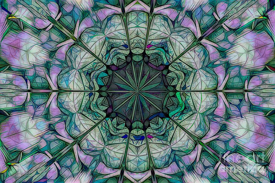 Fantasy Digital Art - This Way To Alice by Heather Buechel